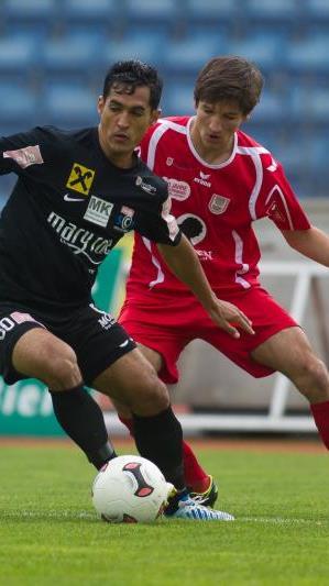 Bregenz-Spielmacher und Torjäger Sidinei de Oliveira wechselt zum FC Brühl St. Gallen.
