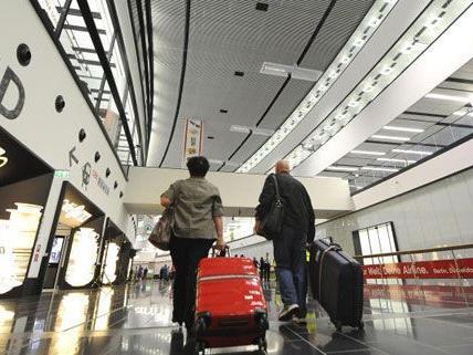 Check-in 3 am Wiener Flughafen feiert Geburtstag