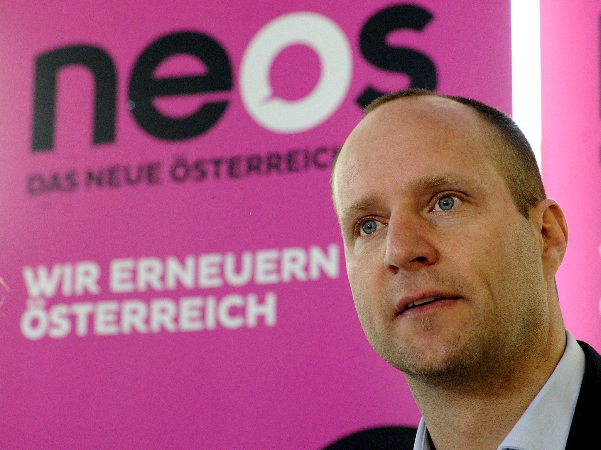 Die NEOS erhoffen sich kräftigen Rückenwind aus Vorarlberg.
