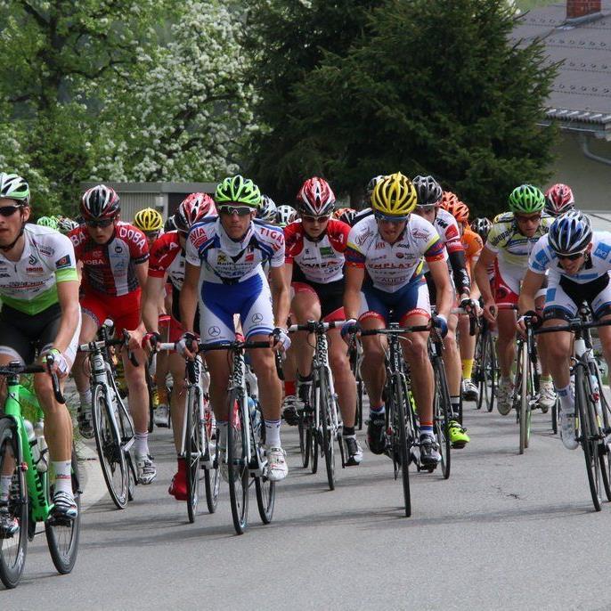 Das Radsport Highlight aus Vorarlberger Sicht steigt heute in Nenzing.