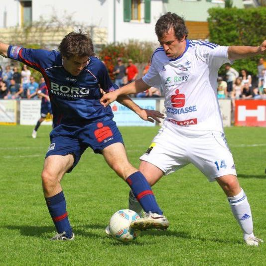 Nenzing gewinnt gegen Feldkirch mit 2:1 Toren.
