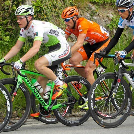 Radsport der Extraklasse im Raum Walgau wurden den vielen hunderten Fans geboten.