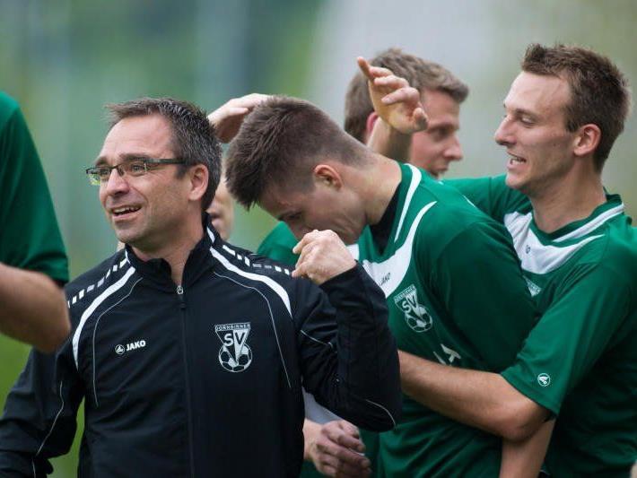 Der Dornbirner SV gewinnt gegen Rankweil mit 2:0 und steht erstmals im VFV Cupfinale.