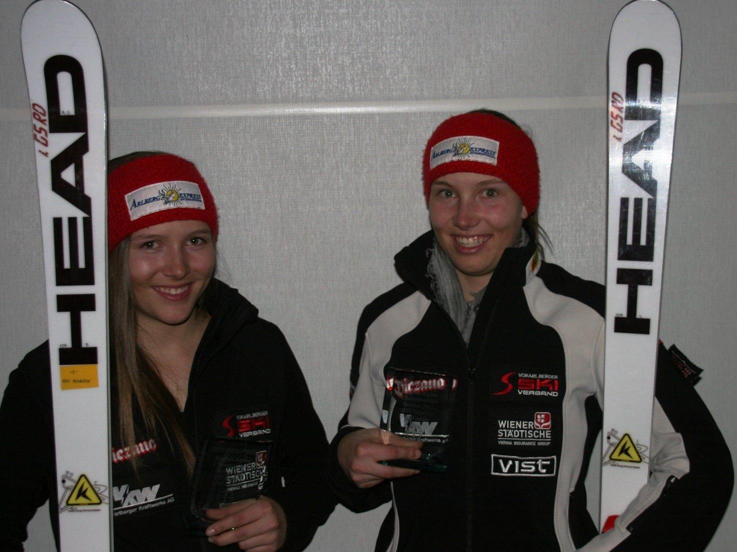 Alexandra Scheyer gehört dem VSV Kader an.