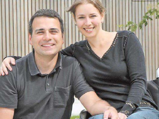 MS hat Tina Orteca und ihren Mann Walter noch mehr zusammengeschweißt.