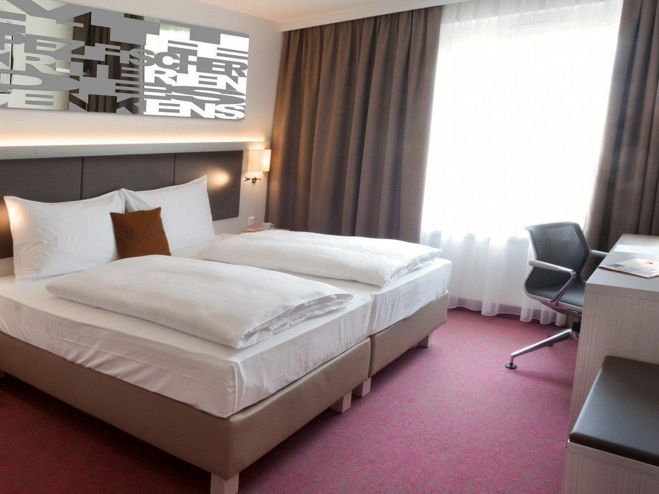 Das Hotel Zeitgeist Vienna am Wiener Hauptbahnhof wurde mitte Mai 2013 eröffnet.