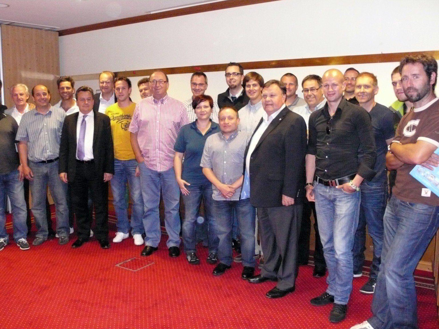 In Salzburg haben die Vereinsvertreter die neue zusammengestellte INL-Saison beschlossen.