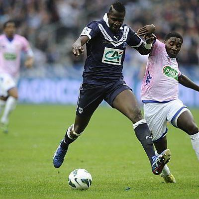 Cheick Tidiane Diabate erzielte das Goldtor