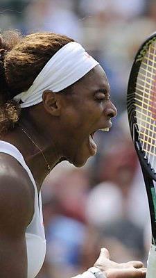 Williams siegte 6:3,6:2 gegen Caroline Garcia