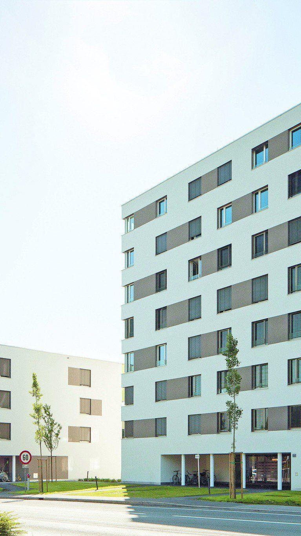 """""""Städtische, dichte Wohnqualität – die kann auch in der Höhe gelingen."""" (Christian Matt, Architekt)"""