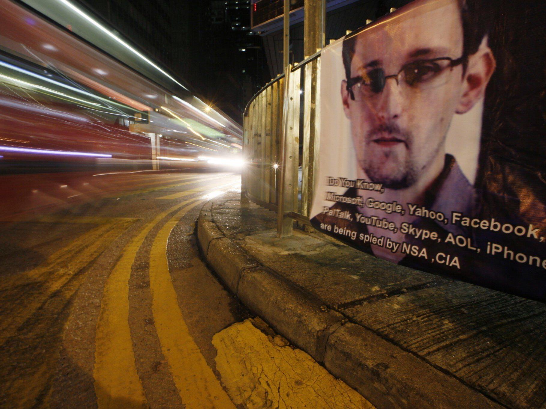 Snowden: Regierungsmitglieder bestätigten indirekt Kontaktnahme via Mittelsmann.