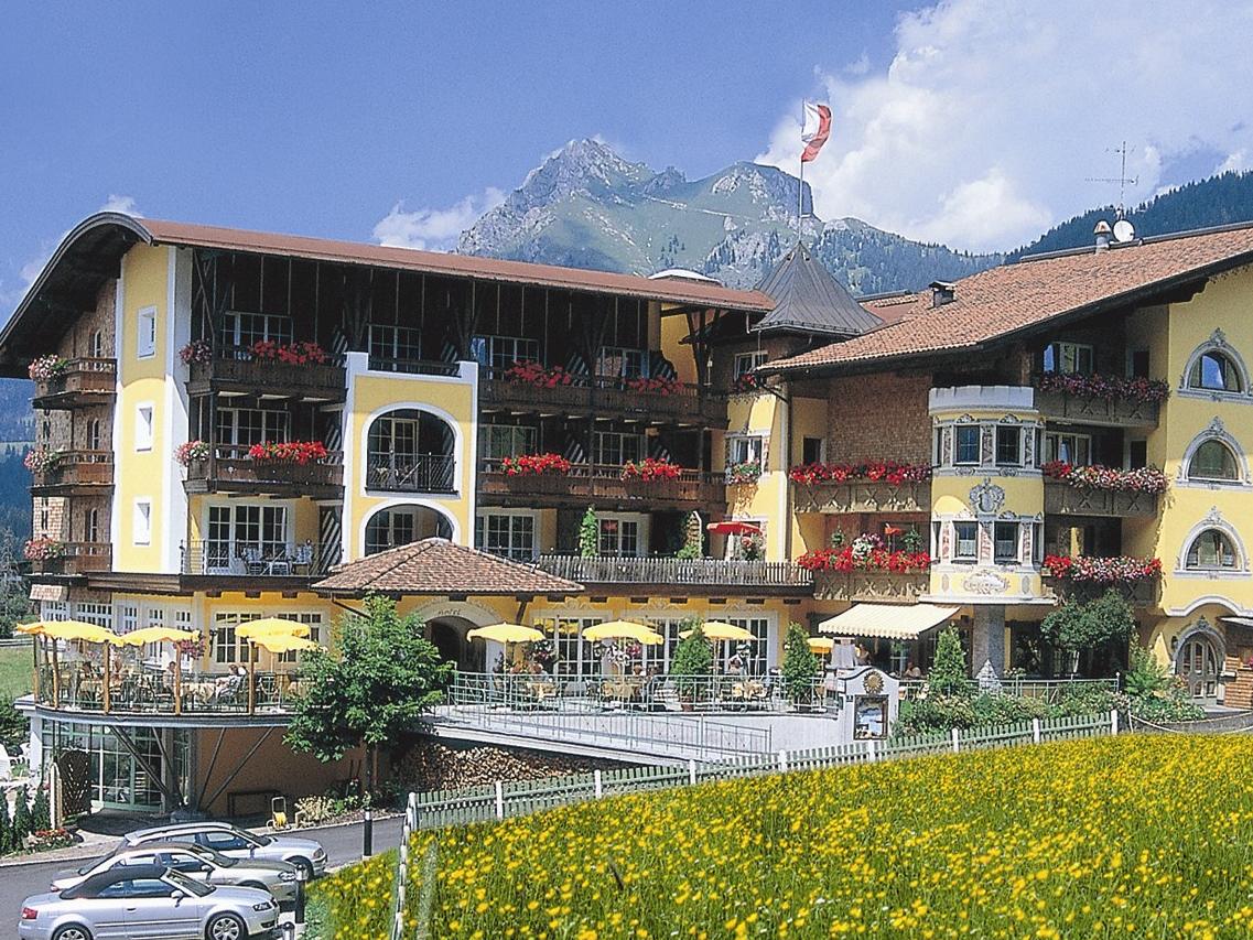 Natur genießen und um Hotel Sonnenhof einen entspannten Urlaub erleben.