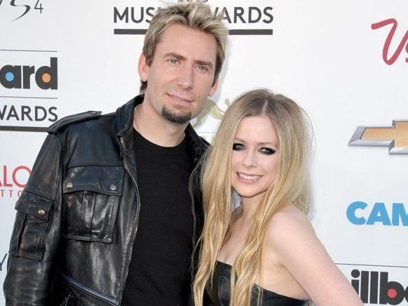"""Avril: """"Chad weiß über all meine Ideen Bescheid."""""""