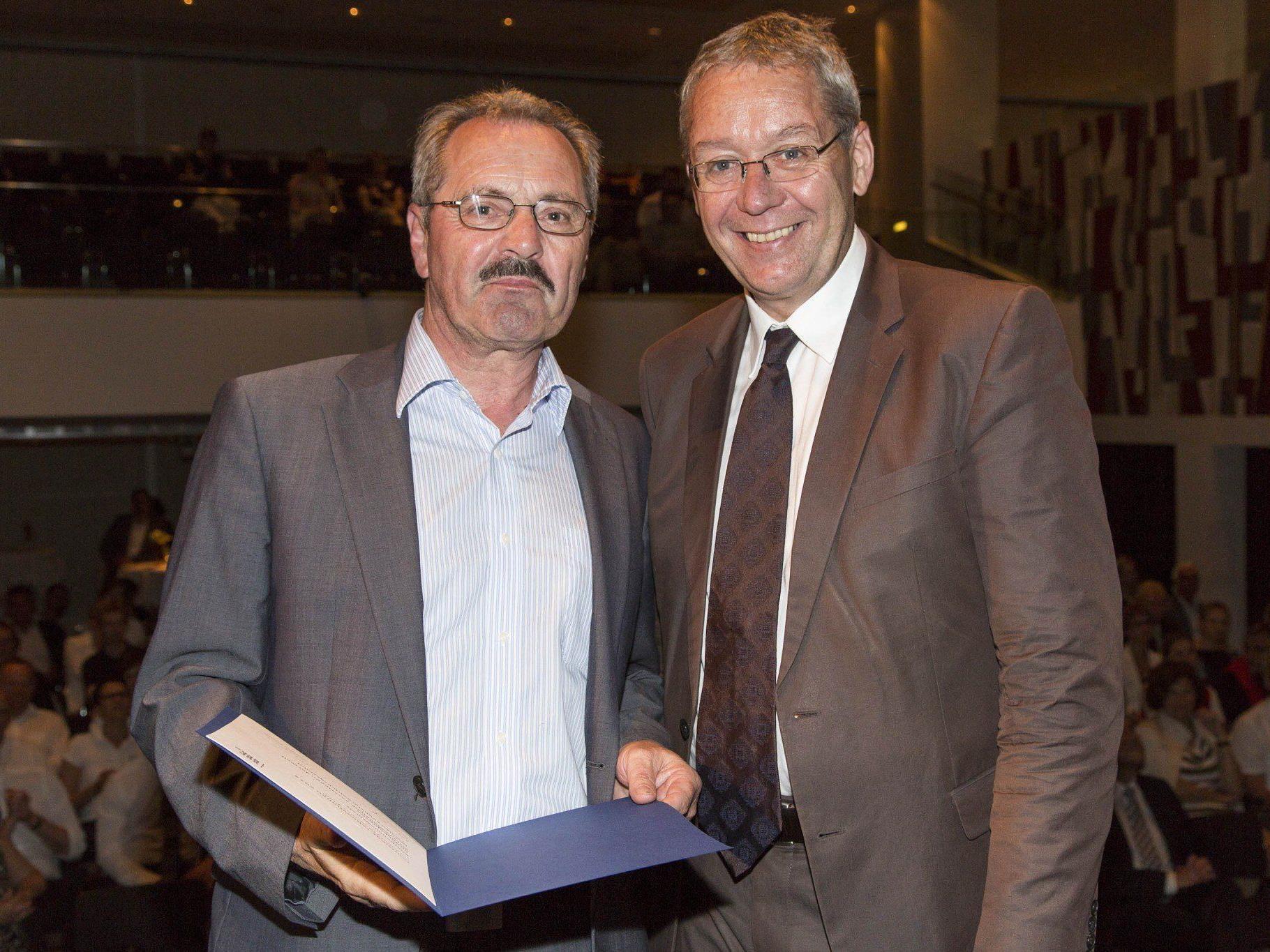 Anerkennungspreise für die neue Hüttenkopfbahn und die Gauertaler AlpkulTour.