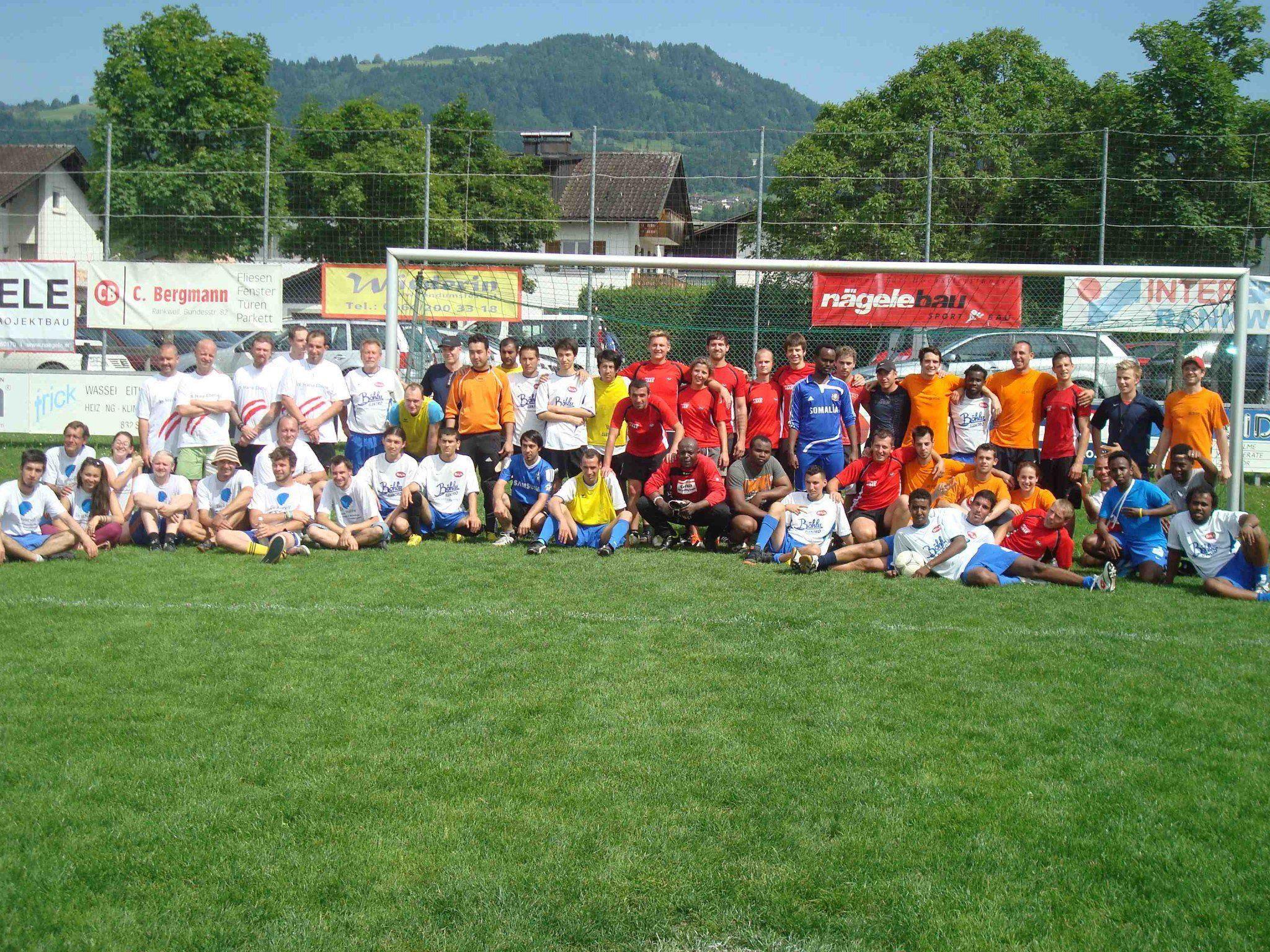 Erfolgreiche Erstauflage des Independence Football Cups.