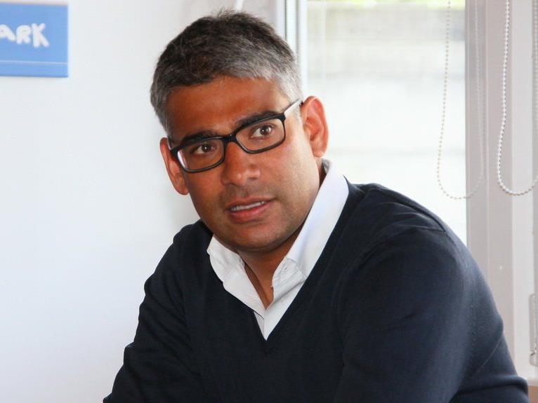 FCL-Steuerungsgruppen-Sprecher Omer Rehman und seine Kollegen haben sich für einen Neubeginn entschieden.