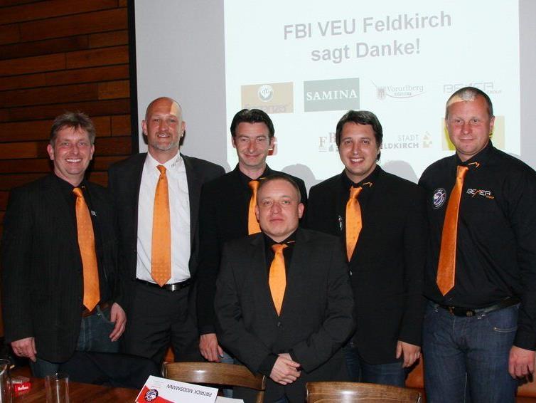 Der Vorstand der VEU Feldkirch hat einen neuen hauptamtlichen Nachwuchstrainer verpflichtet.