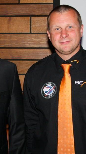VEU GF Michael Lampert und Coach Milos Holan setzen auf den Ukrainer und den Russen.