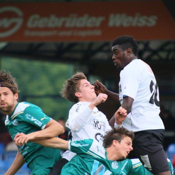 Thierry Alain Mbognou wird nicht mehr für die Altach Amateure spielen, Wechsel nach Altenstadt fast fix.