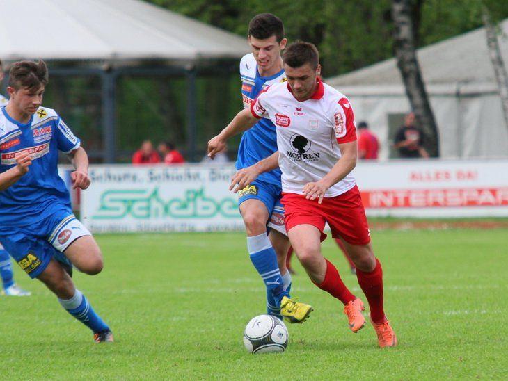 Dornbirn-Spieler Dejan Stanojevic wechselt zum FC Egg in die V-Liga.