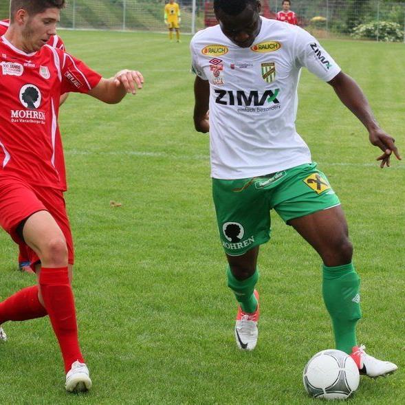 Austria Lustenau kam im ersten Test gegen Dornbirn über ein 1:1-Remis nicht hinaus.