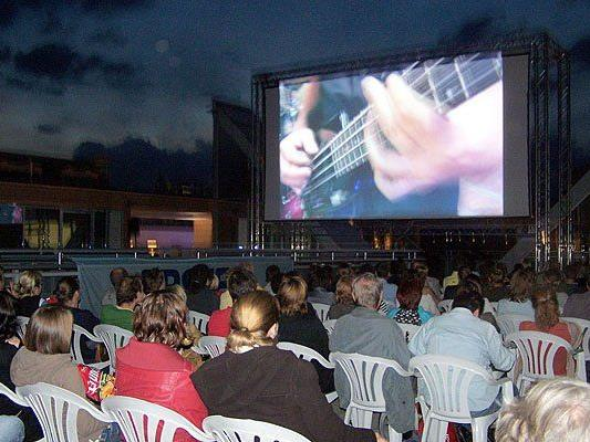 Sommerkino-Highlight: Kino am Dach