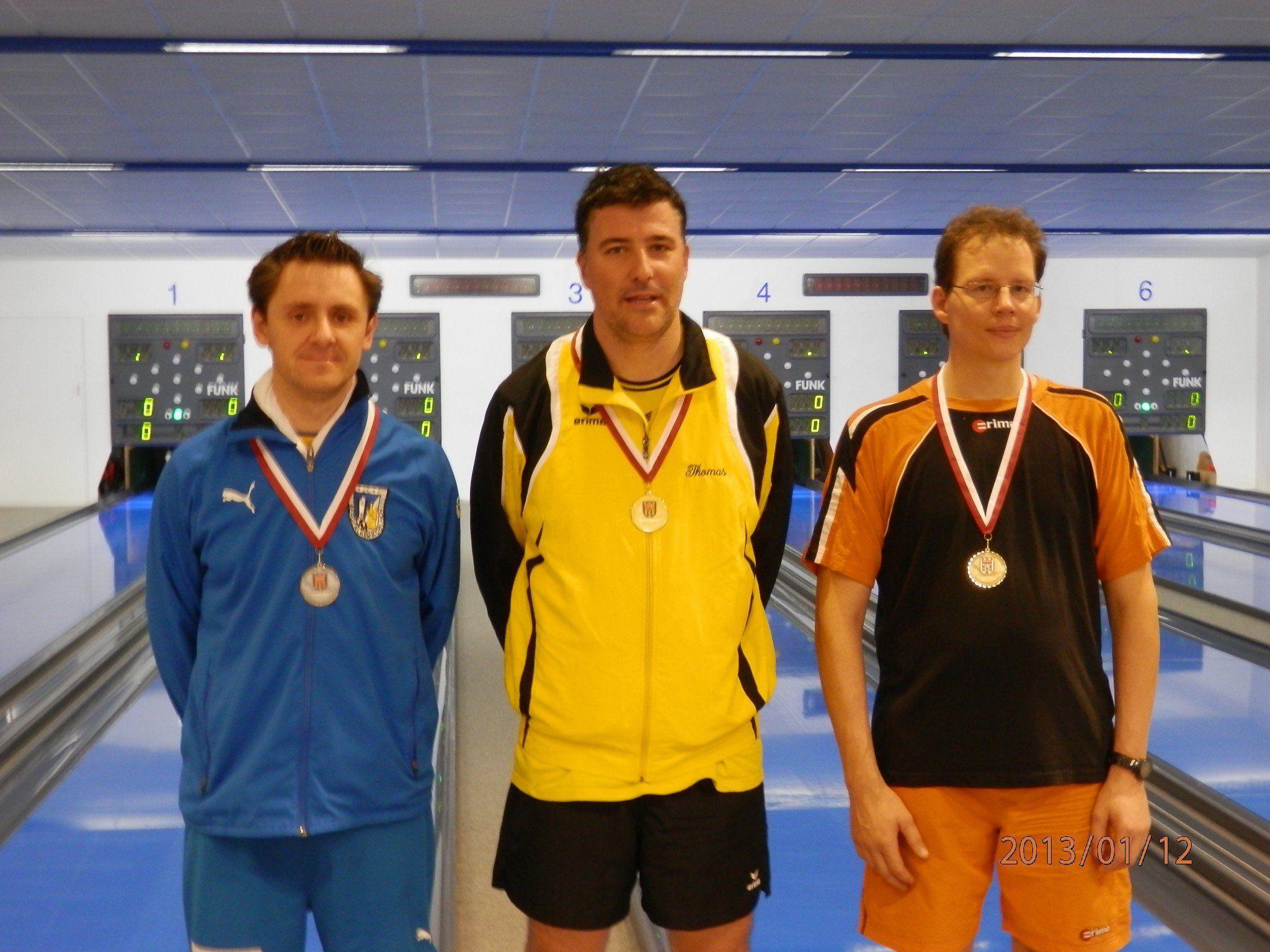 Die neuen Einzel-Champion auf Landesebene der Sportkegler wurden gekürt.