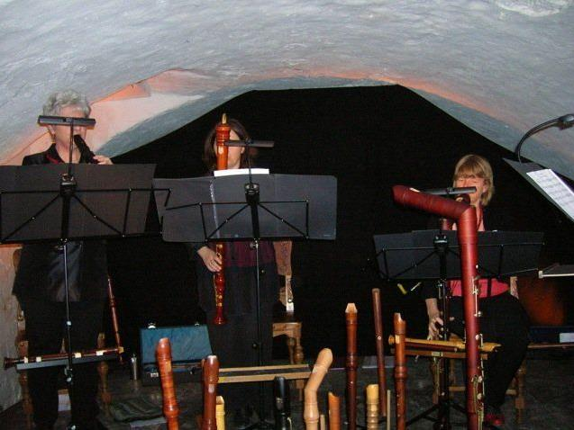 """""""La Rocaille"""" begeisterte mit exzellentem Konzert im Kunstkeller Lochau."""