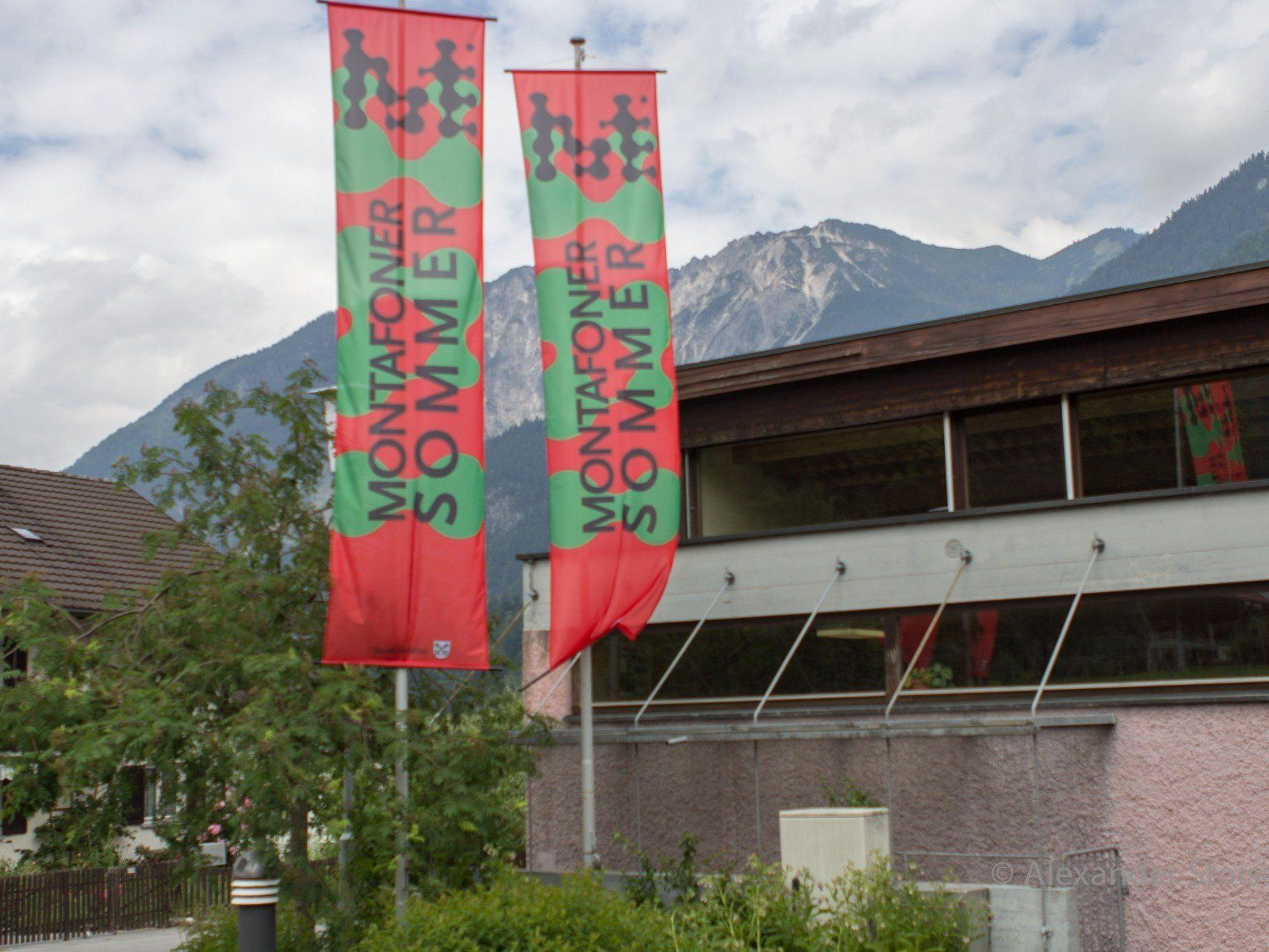 "Das Kulturfestival ""Montafoner Sommer"" startet am 28. Juni in Vandans."