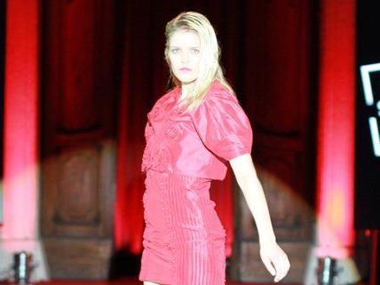 Fashionshow der Modeschule Hetzendorf bei der Vienna Fashion Night