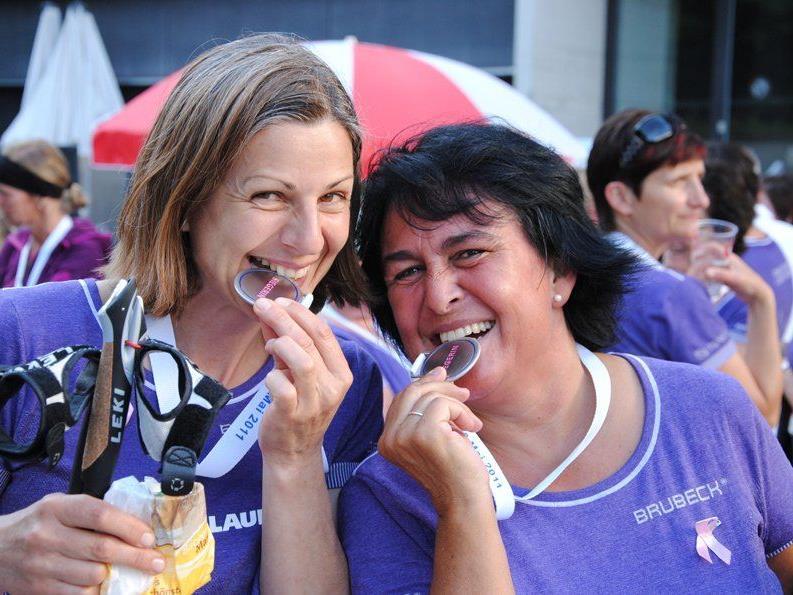 Fast 4000 Frauen werden bei der vierten Auflage des Bodensee Frauenlauf erwartet.