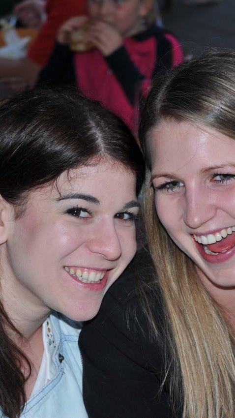 Elis Eiler und Stefanie Schilcher durften mit der abgelaufenen Saison mehr als zufrieden sein.