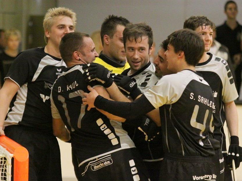 Der RHC Dornbirn holt sich zum zwölften Mal in der Vereinsgeschícht den österreichischen Meistertitel.