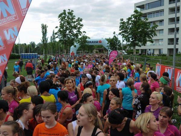Die vierte Auflage des Bodensee Frauenlauf sprengt den Rahmen