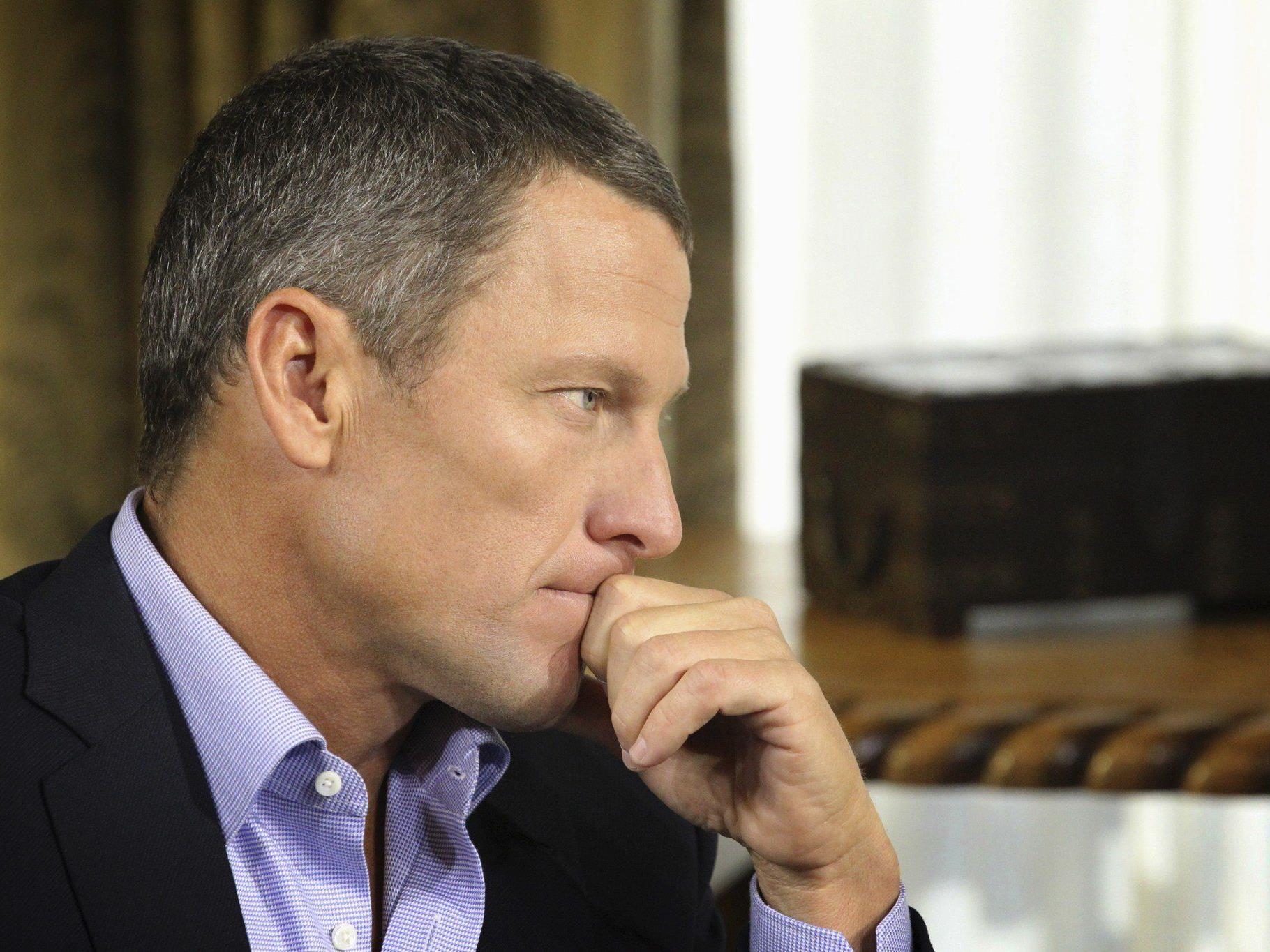 Armstrong fühlt sich nach Streichung immer noch als Rekord-Gewinner