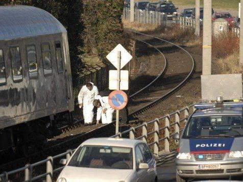 Drei Menschen kamen bei dem Bahnunglück in Lochau ums Leben.