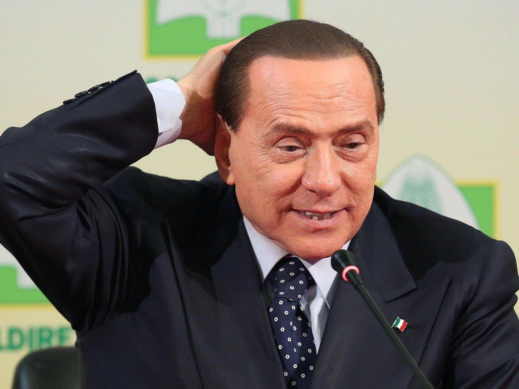 Lebenslanges Verbot öffentlicher Ämter für Italiens Ex-Premier Berlusconi.