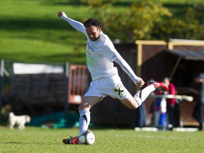Lochau-Kicker Pablo Chinchilla wird neuer Koblach-Spielertrainer.