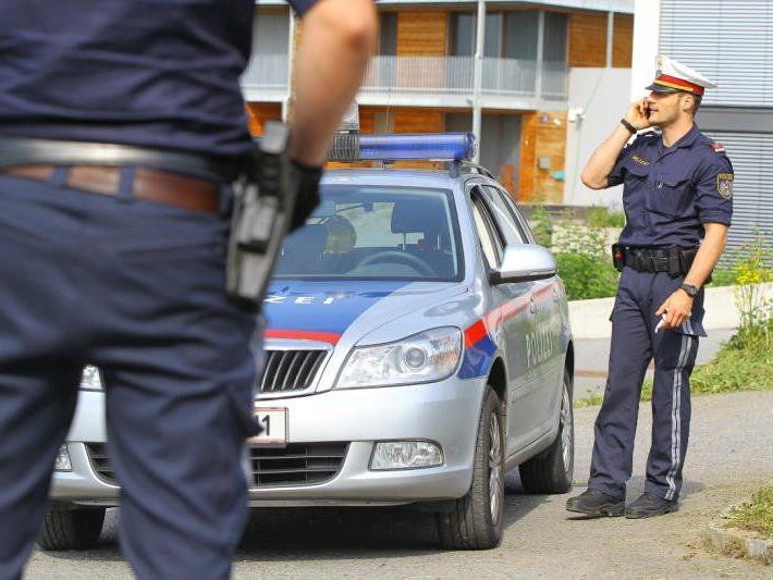 Polizei fahndet nach dem Flüchtigen