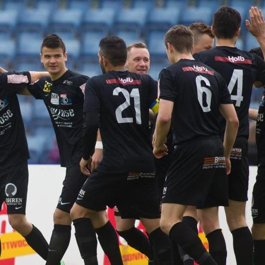 SC Bregenz will bestes Amateurteam Vorarlbergs auch in der neuen Saison bleiben.
