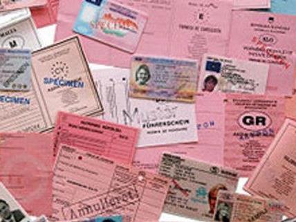 Zwei Männer mit gefälschtem Führerschein im Burgenland gestoppt