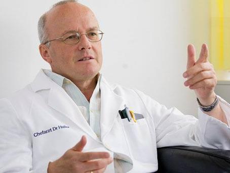 Reinhard Haller musste sich erneut einem Zivilverfahren stellen.