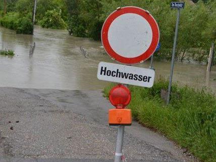 Am Dienstagnachmittag soll die Donau in Niederösterreich ihren Höchststand erreichen.