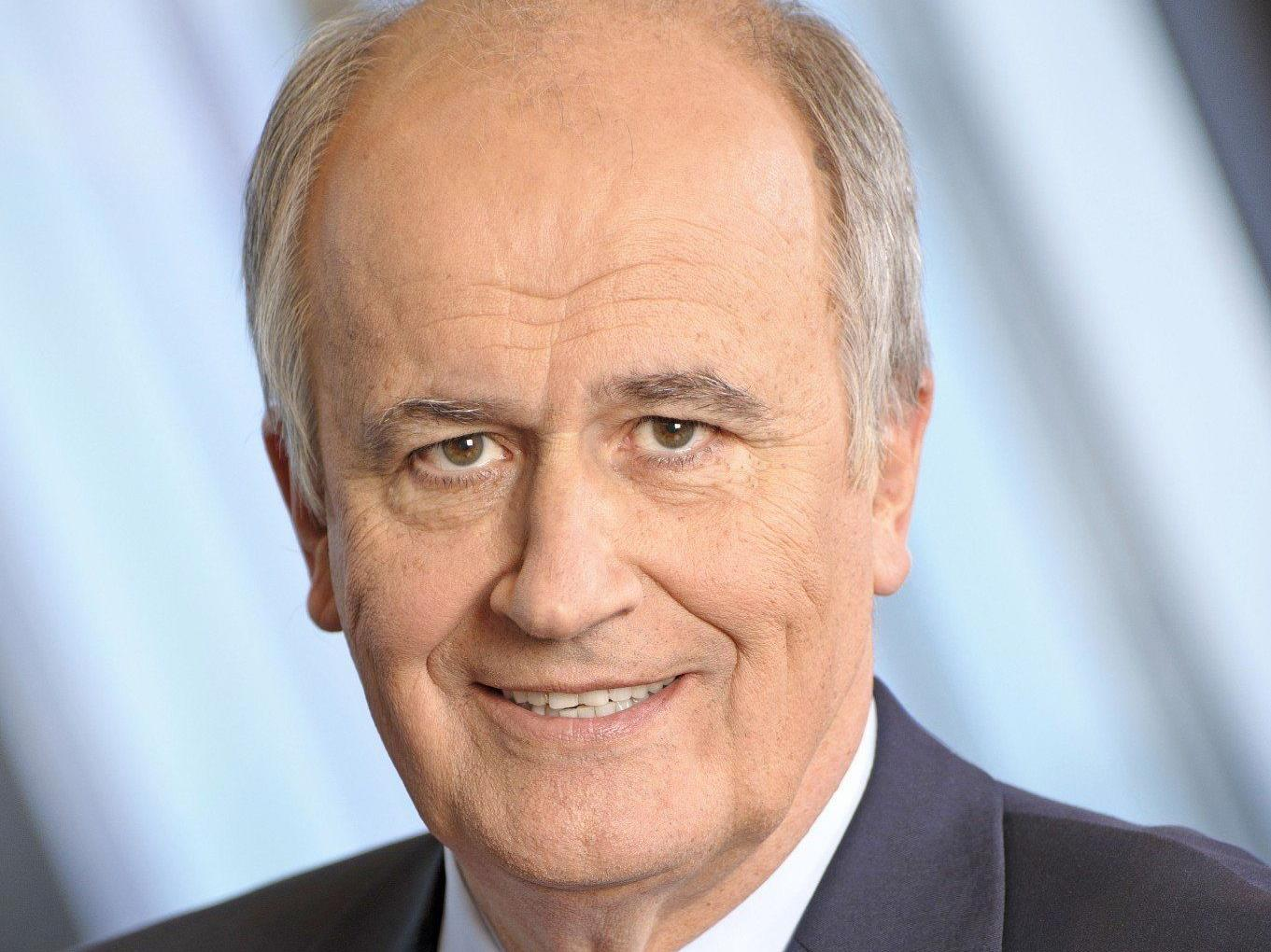 Vize-Vorstandsvorsitzender Karl Sevelda wird RBI-Chef