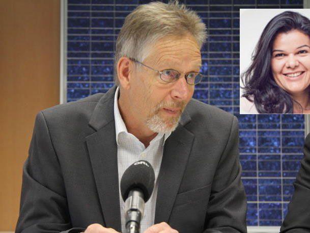 Kiermayr übergibt sein Amt an Sandra Schoch.