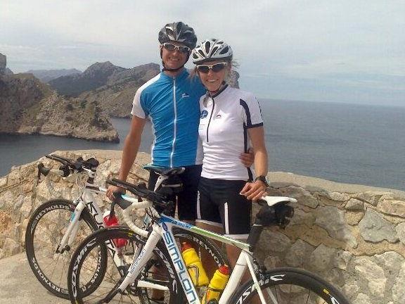 Spitzenergebnis für Thomas Meusburger und Bianca Steurer in Pescara