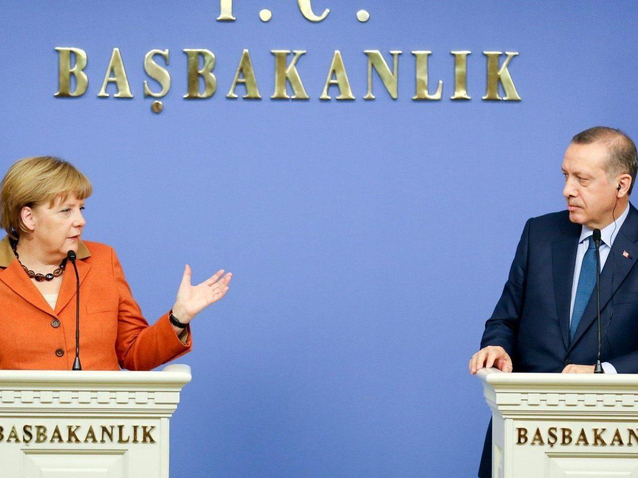 Die EU-Beitrittsgespräche mit der Türkei liegen weiterhin auf Eis.