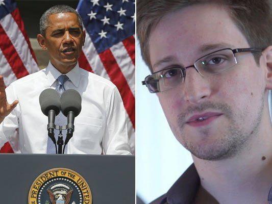 US-Präsident: Bisher kein Kontakt mit Putin und Xi in der Causa Snowden.