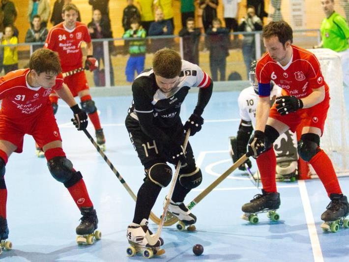 Der RHC Dornbirn verlor zum Saisonabschluss in Basel mit 4:7.