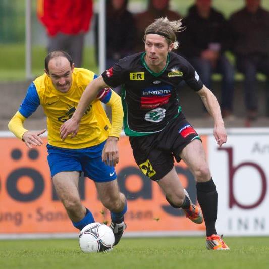 Lauterach-Stürmer Sem Kloser spielt nächste Saison wieder in der Vorarlbergliga.